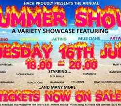 HACH Summer Show 2019, Tues 16th July - Tickets Now Available