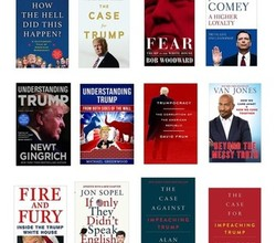 US Politics Summer 2019 Reading List for Year 13