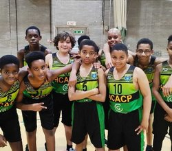 Year 7 Boys Basketball Team Reaches Finals