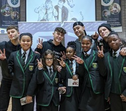 United Vibes Perform Anti-Bullying Concert