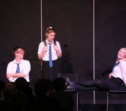 Anti-Bullying Play, 'Hope', Impresses Years 7 and 8
