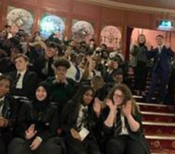 Year 11 English Trip to 'An Inspector Calls'