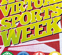 Virtual Sports Week 6th-10th July - What's On