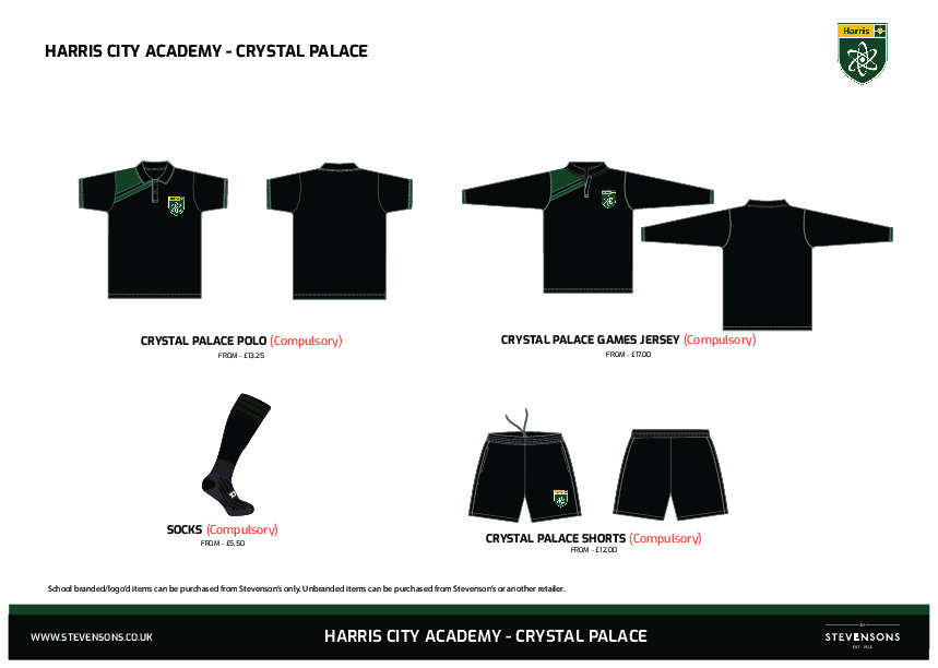 Harris City Academy Crystal Palace SPORTS BOARD [pg1]