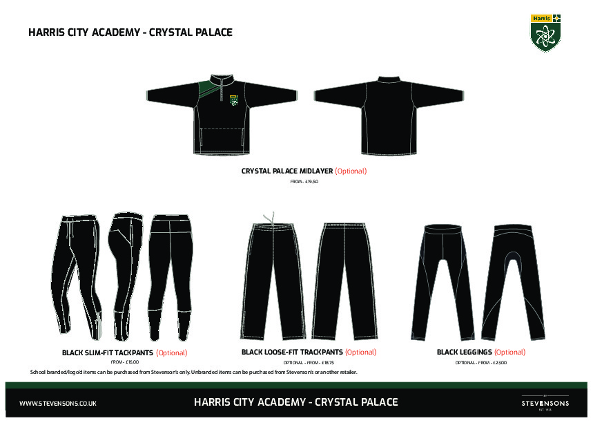 Harris City Academy Crystal Palace SPORTS BOARD [pg2]