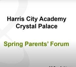 Parents Forum Video