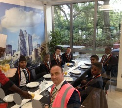 Breakfast reward winners - 18 September 2015