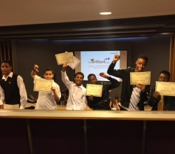 Brilliant Club Graduation - Maths and Physics