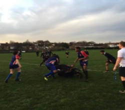 Under 14 Rugby - HBAED 10 Beckenham 38