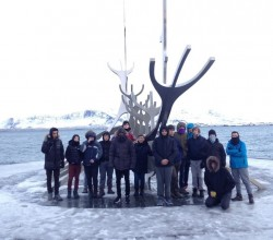 HBAED Geographers Visit Iceland - report and pictures