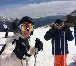 Day 4 - Andorra Ski Trip, Report and Pictures