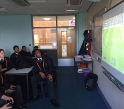 FIFA Tournament Underway for Years 7-10