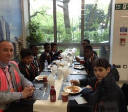 Breakfast Reward Winners - 13 May 2016