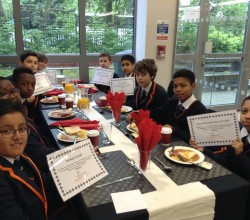 Breakfast Reward Winners - 17 June 2016