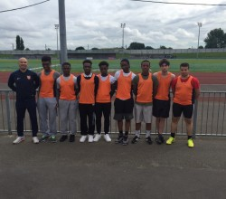 Sixth Form Join Federation Sports Day