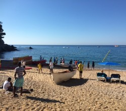 Spain Watersports Trip 2016 - Days 1 and 2