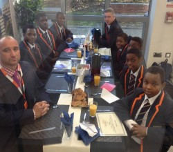 Breakfast Reward Winners - 30 September 2016