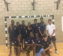 Handball Champions at Under 13 and Under 15