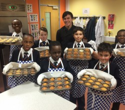 Cookery Club - The Great Harris Bake-Off