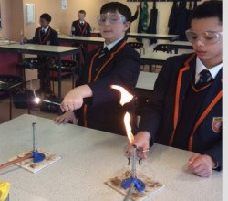 Science Club Makes 'Elephant's Toothpaste'
