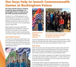 Latest Newsletter - April 2017 - Download Your Copy Here