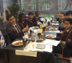 Breakfast reward winners - 24 March 2017