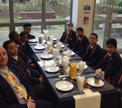 Breakfast reward winners - 31 March 2017
