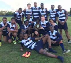 Rugby - Under 16s Harris Cup Final - HBAED 26 Beckenham 15