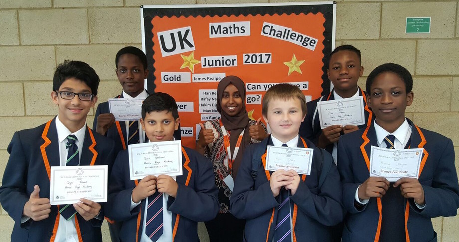 Maths Challenge Year 7 (1)