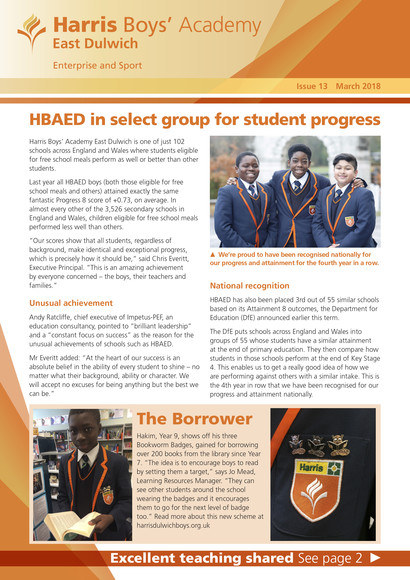 Harris boys news issue 13 v3 web 1