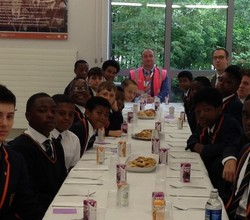 Special BIG BREAKFAST Rewards Students