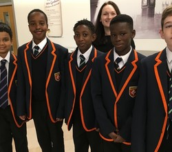 Meet Year 7 New Starters at HBAED