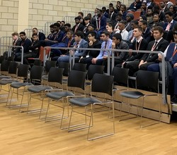 Sixth Form Discuss Knife Crime in Special Session