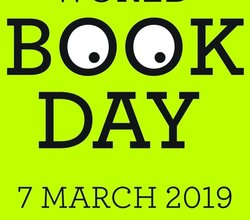 World Book Day, 7th March 2019 - What's On