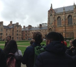 Oxford College Experience for HBAED Sixth Formers