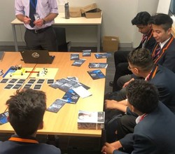 Cyber Crime Careers Trip to Metropolitan Police