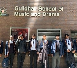 Performing Arts Careers Trip to Guildhall for Future Event Planners