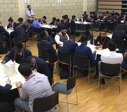 Employers Inspire Boys in Our Biggest Careers Event Yet