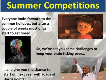 Summer competitions