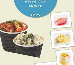 New Meal Deals for the New Term