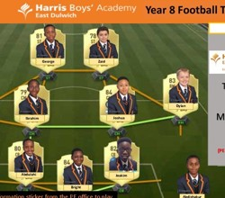 Football Trials - Years 7 Versus 8 - Match Report