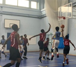 HBAED Unbeaten in U14 London Youth Basketball