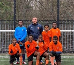Year 8 Football Team is South London's Finest (Again!)
