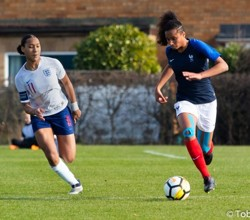 Interview with England Footballer, Lexi, HBAED Year 12 Student