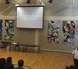 Sixth Form Discuss Causes of Extremism and Poor Mental Health