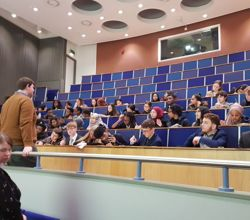 STEM Lecture for Year 12 at University College London