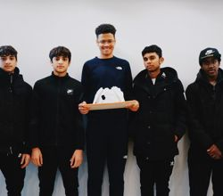 Year 10 Boys Win Architecture Competition