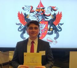 Year 12 Economics Student wins Essay Competition