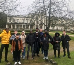 Year 12 Visit Beautiful Roehampton University