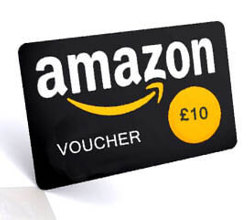 Win £10 Amazon Vouchers - Active Citizens